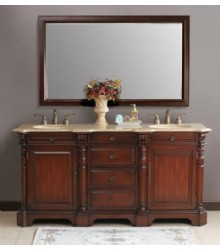 72inc traditional bathroom vanities s4101