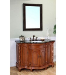 48inc single sink bathroom vanities s4104