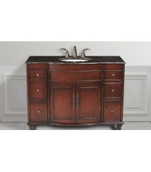 48inc traditional bathroom vanities s4107