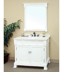 42inc Single sink bathroom vanities set s3102
