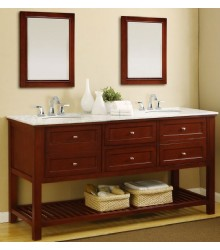 70inc double sink bathroom vanities cabinet s3106