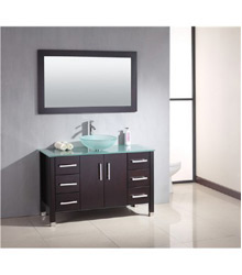 48inc bathroom vanity cabinet S757