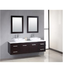 72inc Modern Bathroom Vanity Cabinet S760