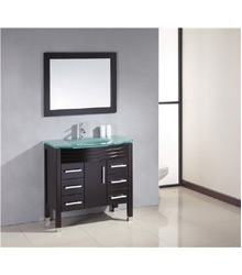 36inc Bathroom Cabinet S764