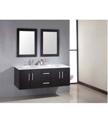 60inc wall mounted Bathroom Cabinet S766