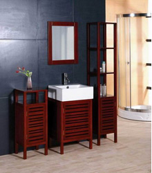 bathroom wooden furniture S480